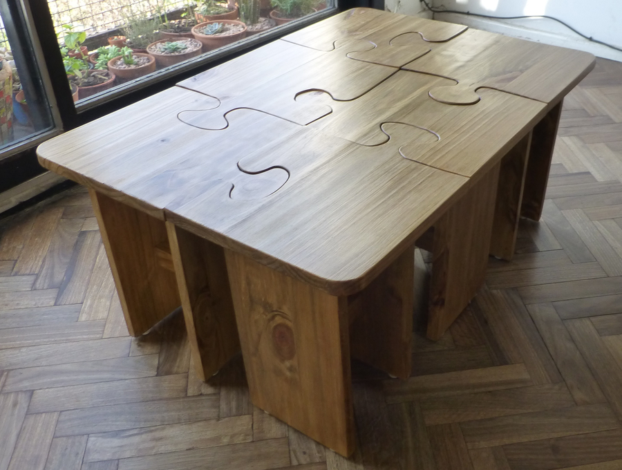 Photo of Puzzle Table