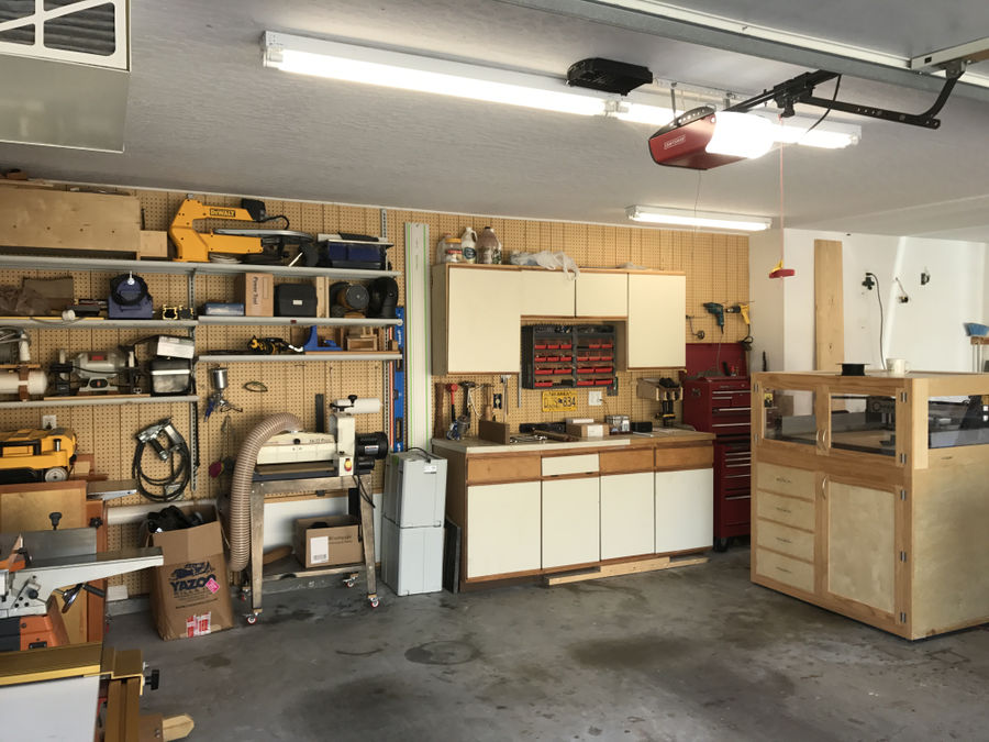 Photo of Garage Shop Upgrade