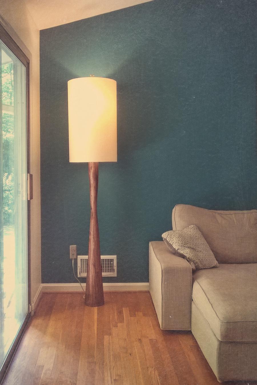 Photo of Retro Modern Floor Lamp
