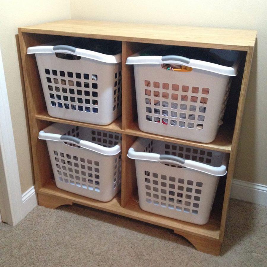 Photo of Laundry Cabinet