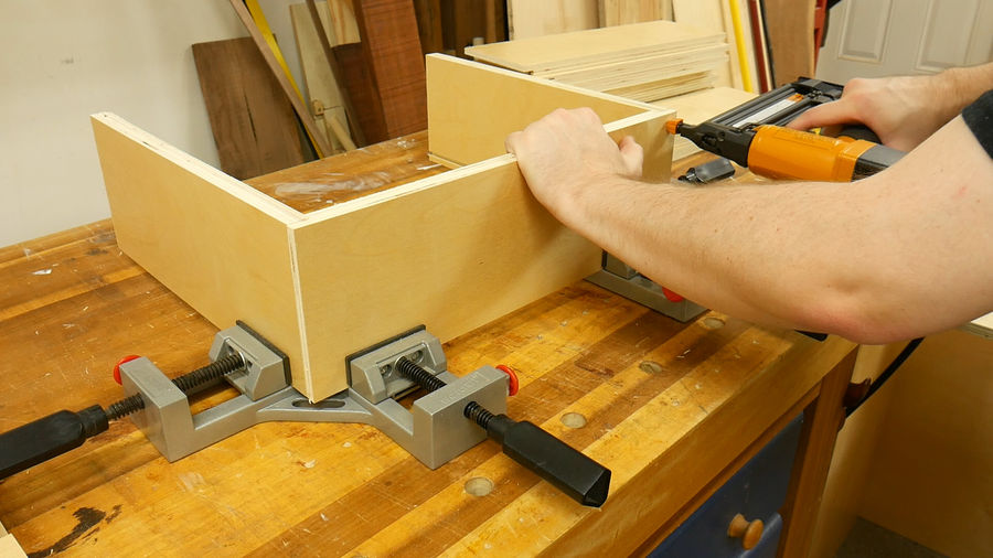 Photo of Assembly Table
